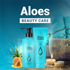DuoLife Beauty Care Aloes Skin