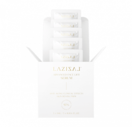 Sample LAZIZAL® Advanced Face Lift Serum 1ml (5pcs)