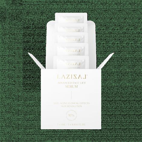 Sample LAZIZAL® Advanced Face Lift Serum 1ml (5pcs)