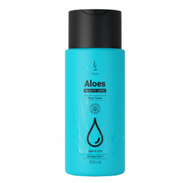 DuoLife Beauty Care Aloes Face Toner 200ml