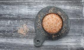 Pink salt or black salt? Color matters!